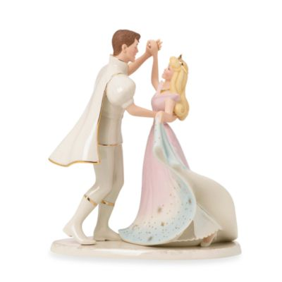 Disney® by Lenox® Sleeping Beauty Once Upon a Dream Cake Topper