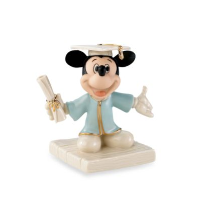 Lenox® Mickey's Graduation Day Sculpture