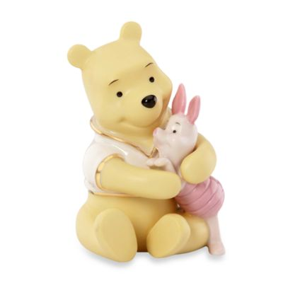 Lenox® A Bear Hug for Piglet Sculpture