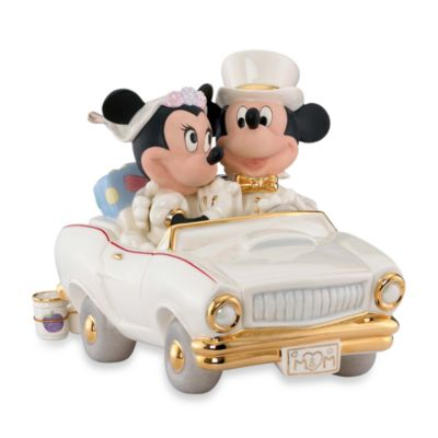 Lenox® Minnie's Dream Honeymoon Sculpture