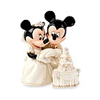 Lenox® Minnie's Dream Cake Cake Topper