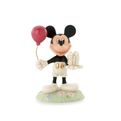 Lenox® Mickey's Birthday Gift Figurine
