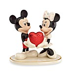 Lenox® Sweethearts Forever Mickey & Minnie Sculpture