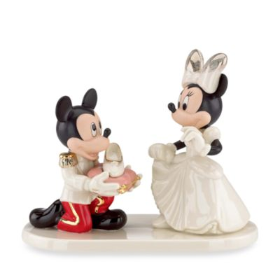 Disney® by Lenox® Minnie's Prince Charming Figurine