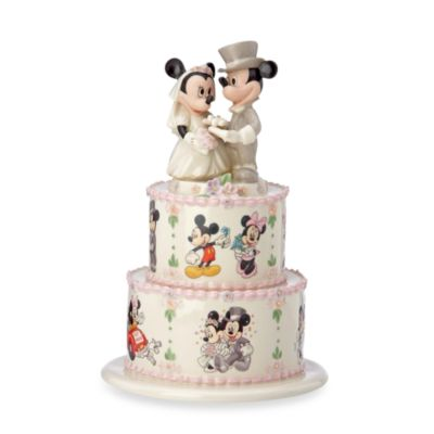 Disney® by Lenox® Minnie's Wedding Day Wishes Sculpture
