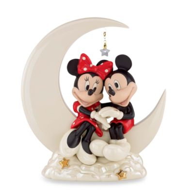 Lenox® Over the Moon for Minnie Sculpture