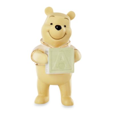 Lenox® ABCs with Pooh Sculpture
