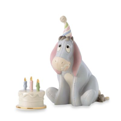 Disney® by Lenox® Eeyore's Birthday Wish 2-Piece Sculpture