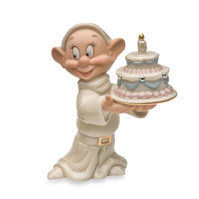 Lenox® Dopey's Birthday Wish Figurine
