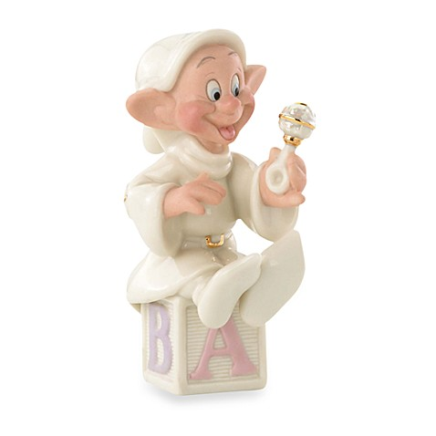 Lenox® Dopey's Gift for Baby Sculpture