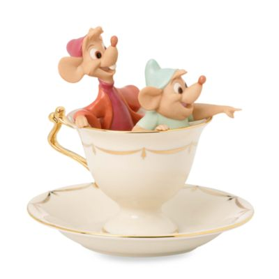Disney® by Lenox® Tea Party Pals Sculpture