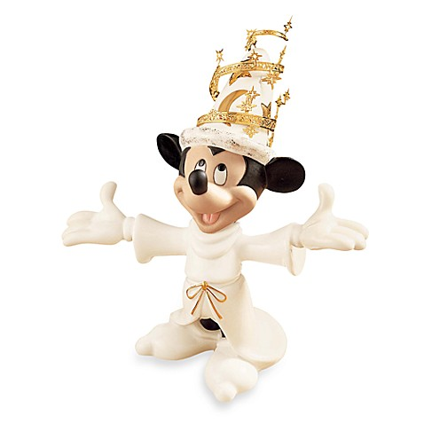 Lenox® Mickey's Magic Moment Sculpture