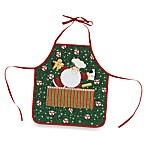 Milk and Cookies Child's Apron