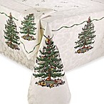Spode® Christmas Tree Tablecloth and Napkin