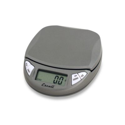 Escali® Pico Hi Precision 500 Gram Food Scale