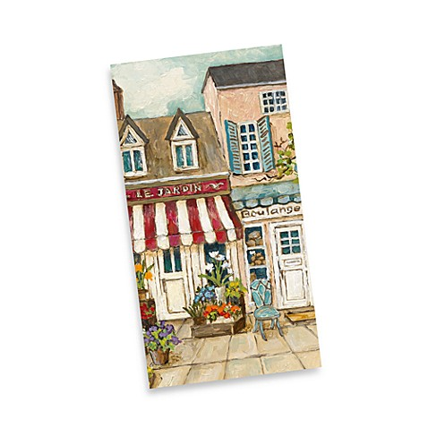 Boulangerie Velour Kitchen Towel