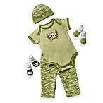 AD Sutton 5-Piece Just Like Dad Layette Set