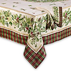 Alpine Meadow Holiday Jacquard 52