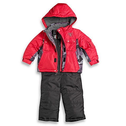 Osh Kosh B'Gosh® Red 2-Piece Snow Suit