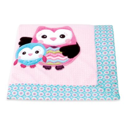 Summer Infant Who Loves You Blanket