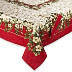 Joyous Holiday Tablecloth and Napkins