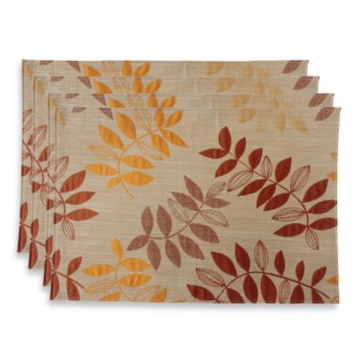 Zania Leaf Placemat