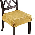 Holiday Joy 2-Pack Seat Cover - Gold