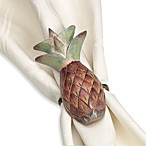Napkin Ring in Pineapple