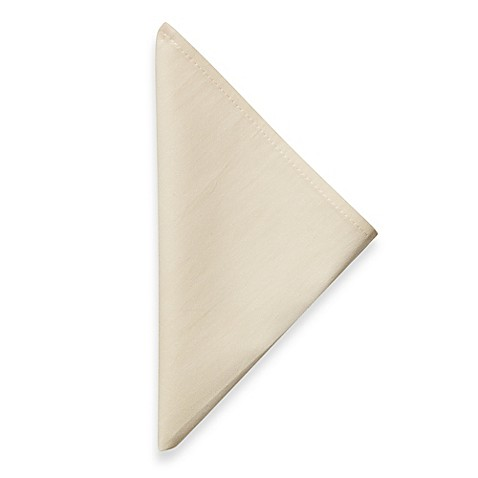 Dinner Napkins in Ivory (Set of 12)