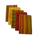 Spice Oversized 5-Piece Kitchen Towel Set