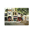 Cafe de Paris Laminated Placemat