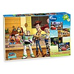 Disney® 4-Pack Wooden Puzzles