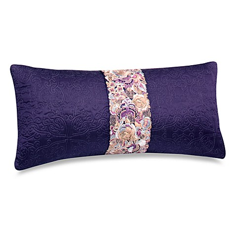 Natori Imperial Palace Oblong Throw Pillow