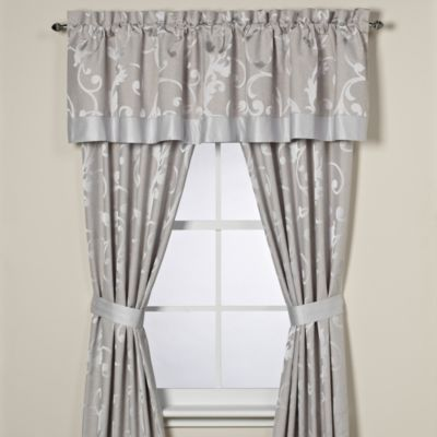 Palais Royale® Adelaide Tailored Window Valance