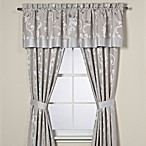 Palais Royale® Adelaide Tailored Window Treatment Set