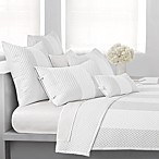 DKNY Harmony Standard Pillow Sham in White