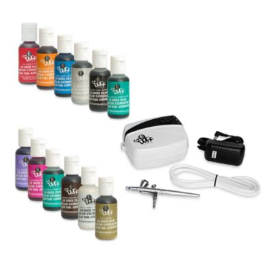 Duff™ Cake Decorating Airbrush Machine