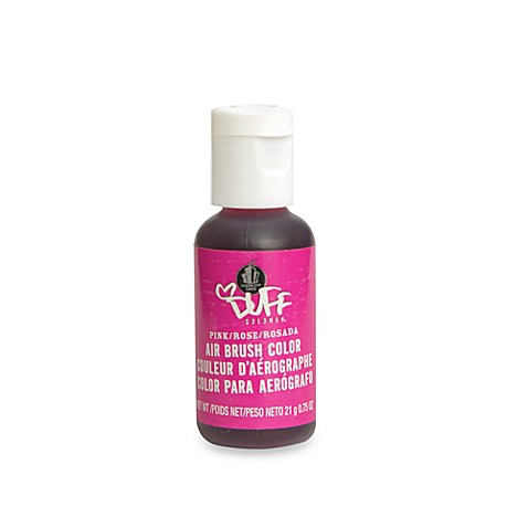 Duff™ Cake Decorating Airbrush Color in Pink