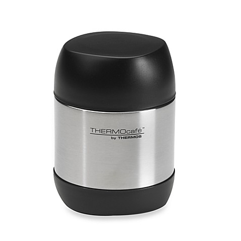 Thermos® ThermoCafe™ 12-Ounce Stainless Steel Insulated Food Jar