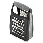 KitchenIQ™ Box Grater