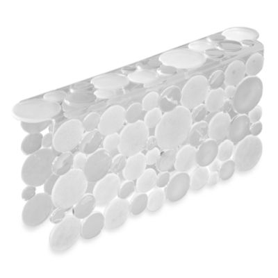 Interdesign® Bubbli Clear Sink Saddle