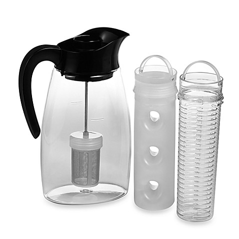 Primula® Flavor It Infuse Pitcher in Black