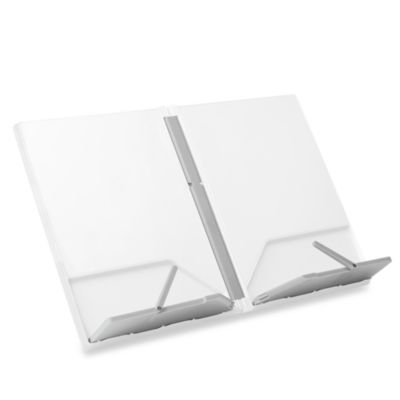Joseph Joseph® Cookbook™ Book Stand in White