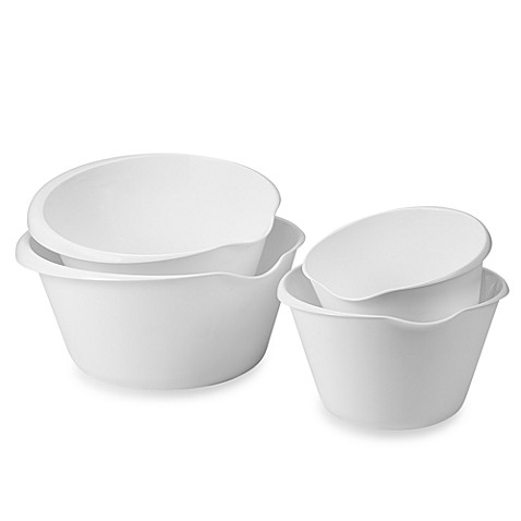 4-Piece Mixing Bowl Set