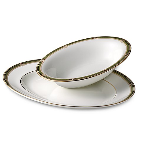 Wedgwood® Oberon 13 3/4-Inch Oval Platter