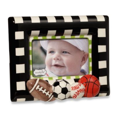 Mud Pie™ Sports Frame
