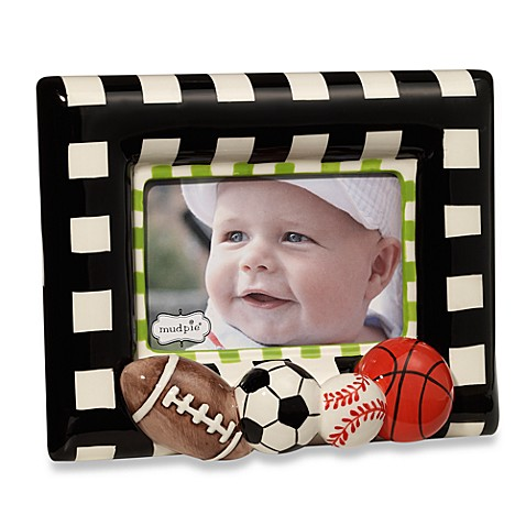Mud Pie® Sports Frame
