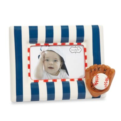 Mud Pie™ Baseball Frame