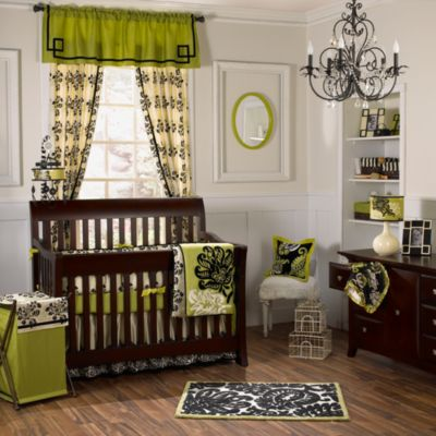 Crib Bedding Sets > CoCaLo Couture® Harlow 4-Piece Crib Bedding Set