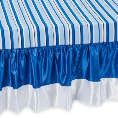 Caden Lane® Preston Crib Skirt